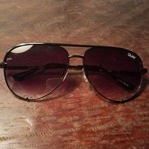 Quay Austrailian Sunglasses